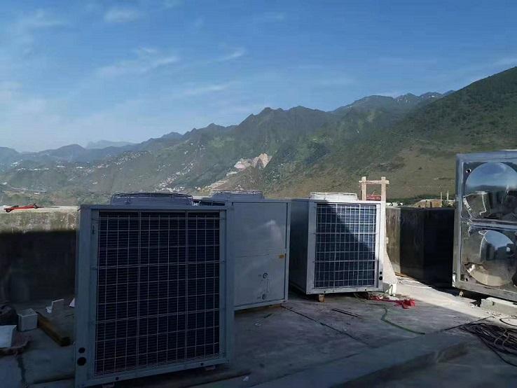许昌美的空气源热泵采暖,采暖