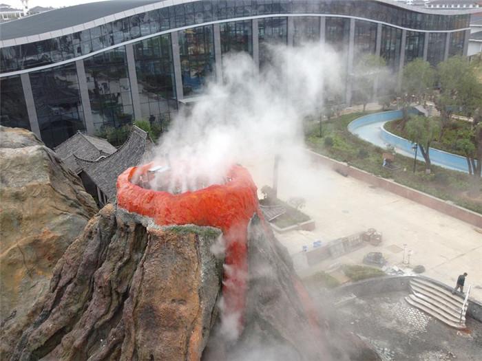平顶山景观造雾设备 创银雾森供应