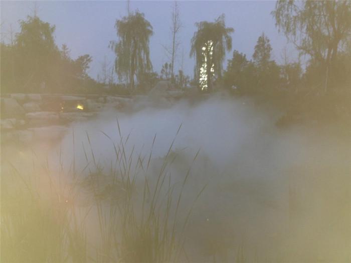 淮南景区雾森设备多少钱 创银雾森供应