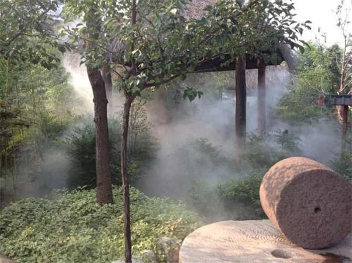 济南小型雾森设备 创银雾森供应