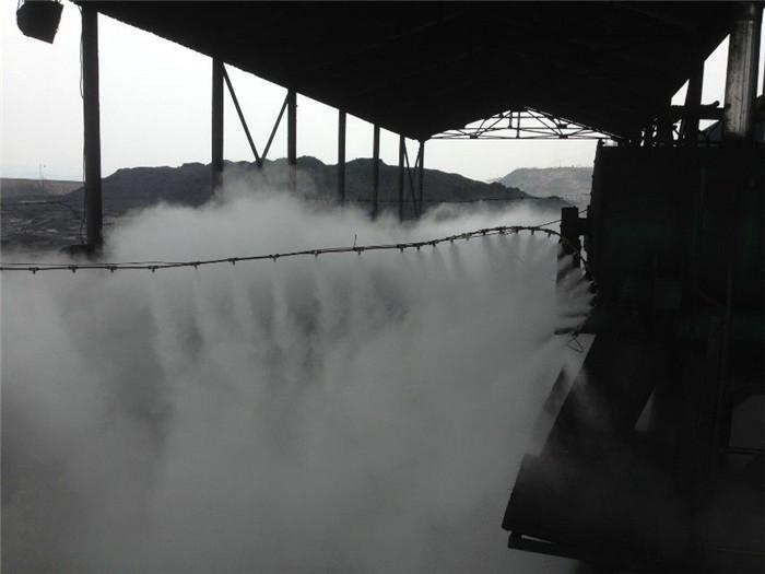 河北园林人造雾设备厂家 创银雾森供应