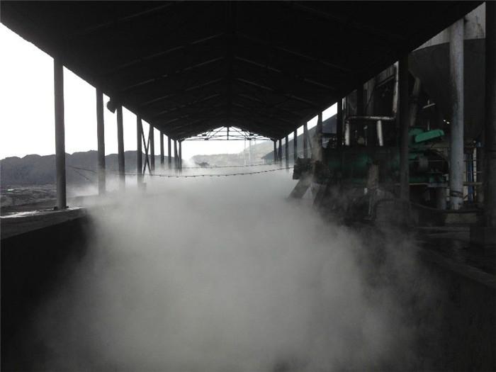 焦作园林雾森设备多少钱 创银雾森供应