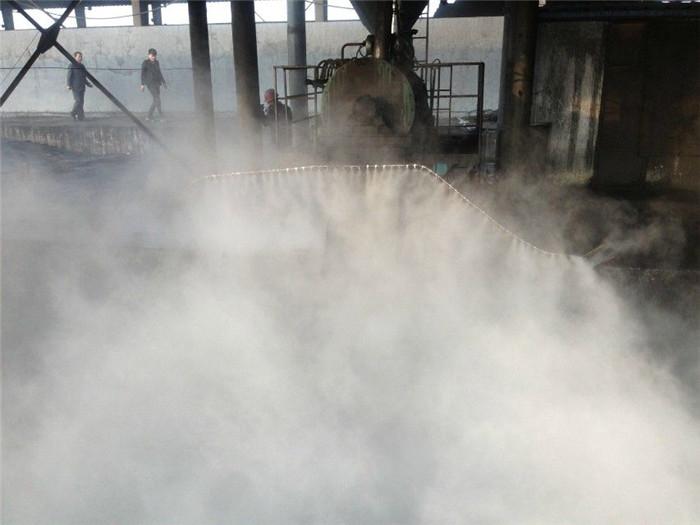 菏泽雾森设备生产厂家 创银雾森供应