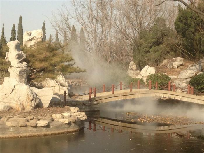 淮南微雾加湿器 创银雾森供应
