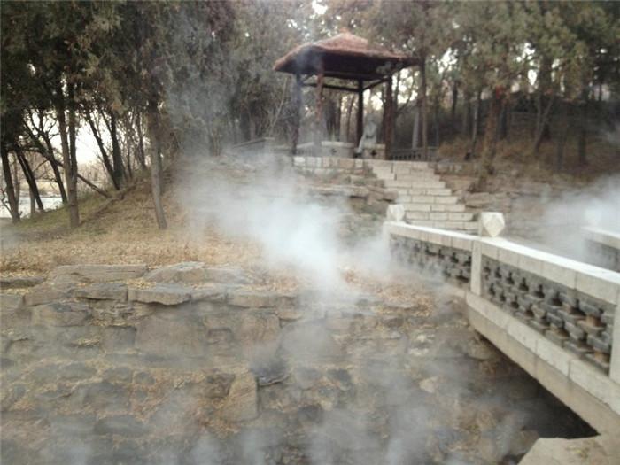 邯郸人工景观造雾价格 创银雾森供应