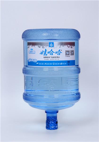 西安碑林区正规送水便宜 西安市高新区咕咚桶装水配送供应
