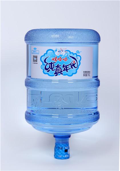 莲湖区送水要多少钱 欢迎咨询 西安市高新区咕咚桶装水配送供应