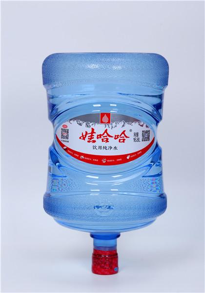 西安天然送水哪家优惠 欢迎来电 西安市高新区咕咚桶装水配送供应