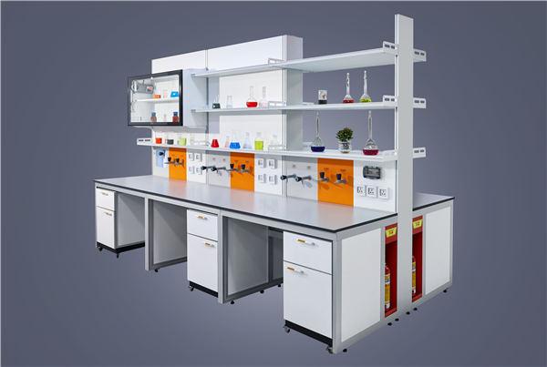 威海耐酸碱实验台厂 淄博豪迈实验室供应