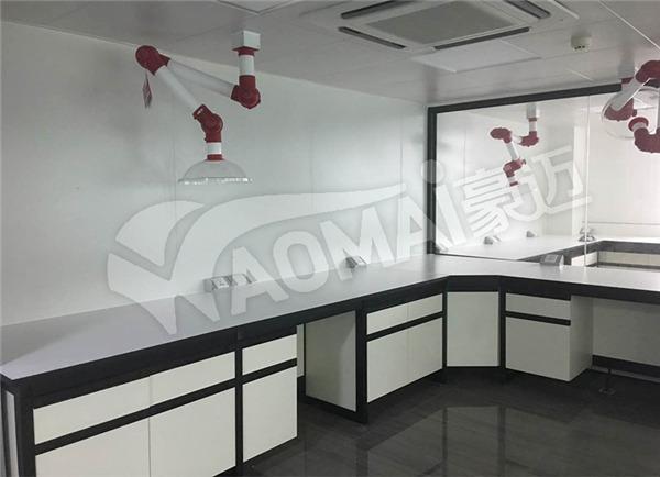 枣庄医院实验室装修净化 淄博豪迈实验室供应