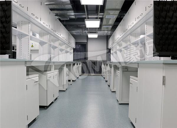 临沂PCR实验室排风系统 淄博豪迈实验室供应