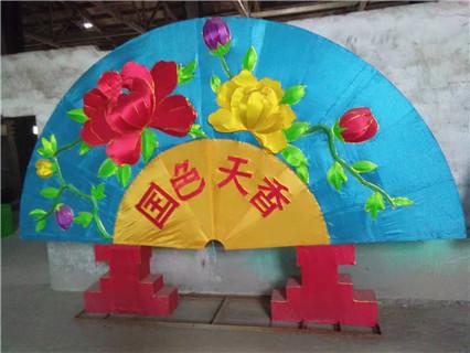 黑龙江小型花灯安装,花灯