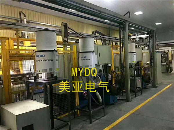 台州走心机油雾回收机 美亚供应