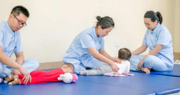 儿童感统功能训练康复中心,训练