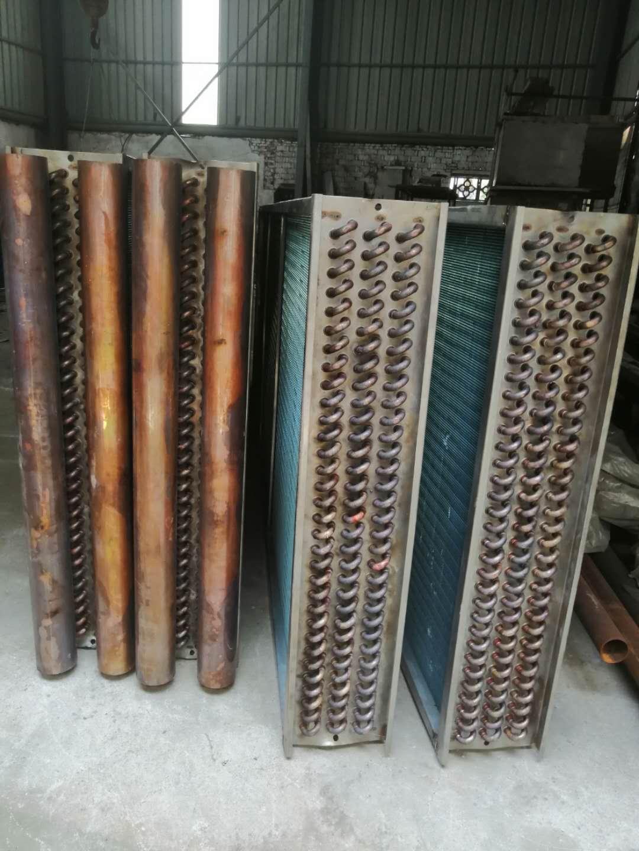 山東銅管穿鋁片詢問報價 值得信賴 無錫市君柯空調設備供應