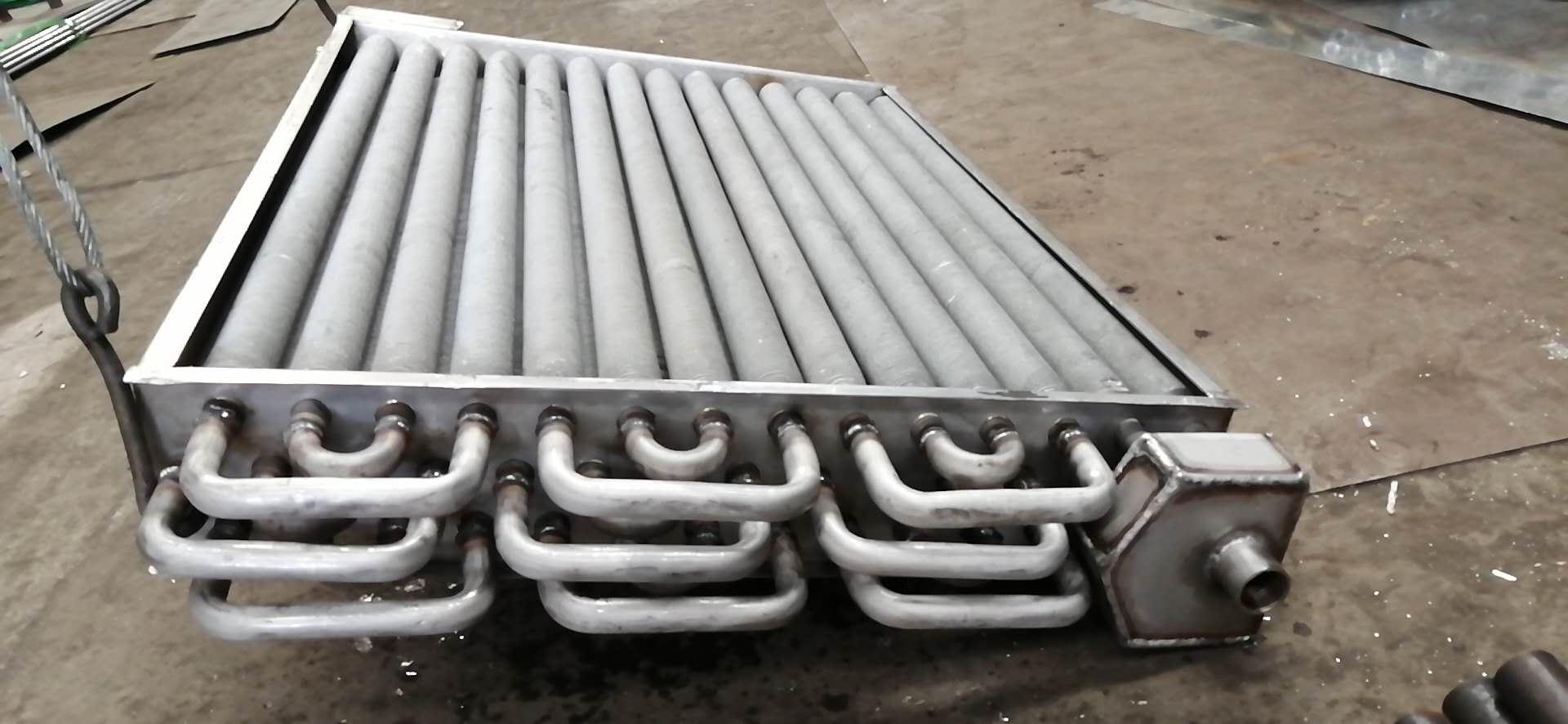 山东专业铜管穿铝片哪家专业 和谐共赢 无锡市君柯空调设备供应