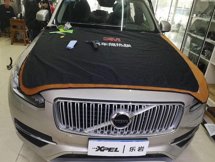 瀍河回族区XPEL隐形车衣「洛阳蓝澈汽车装饰供应」