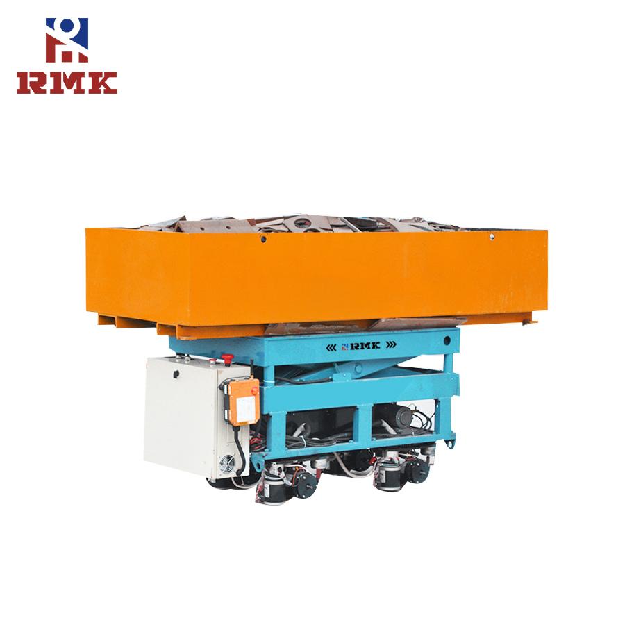 广东自动蓄电池平板车生产 睿迈科供