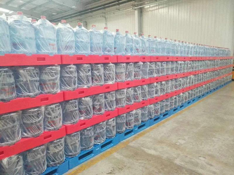 西安未央区正规送水价格合理 西安市高新区咕咚桶装水配送供应