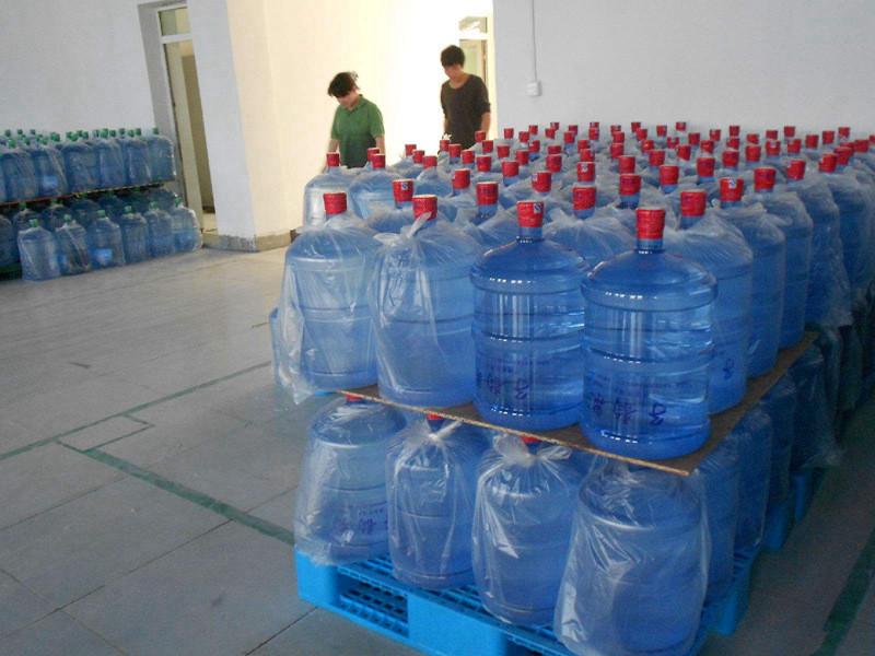 莲湖区品牌送水多少钱 欢迎来电 西安市高新区咕咚桶装水配送供应