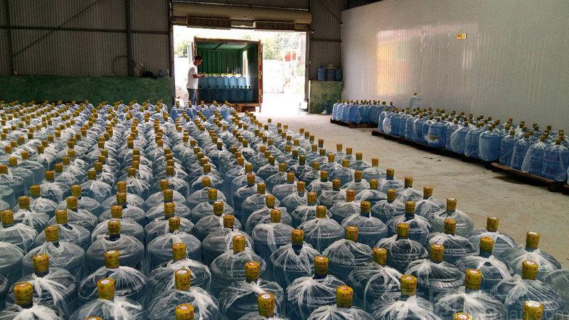 新城区正规桶装水多重优惠 欢迎来电 西安市高新区咕咚桶装水配送供应