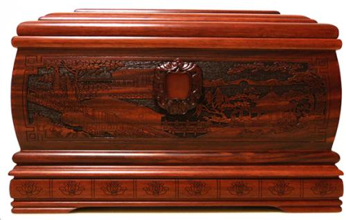 哈密原装骨灰盒厂家供应,骨灰盒