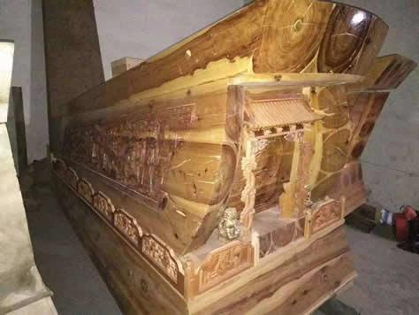 阿勒泰通用棺木多少钱,棺木