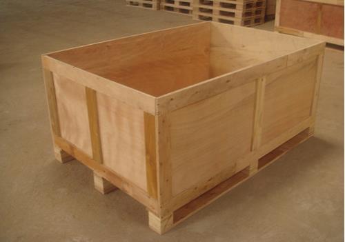 陕西优质钢带包边木箱定制 创新服务 陕西金囤实业供应