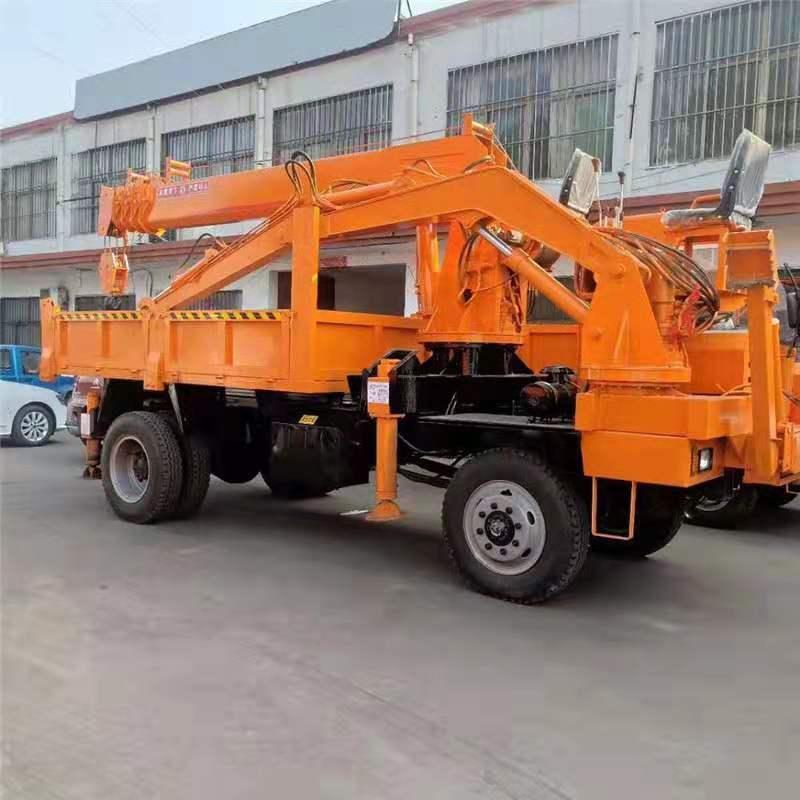 陕西履带履带吊挖一体机 客户至上 济宁市恒泰源工程机械供应