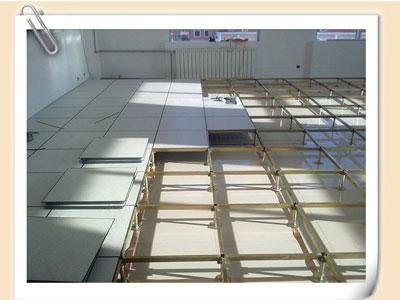 新乐正规防静电地板制造厂家,防静电地板