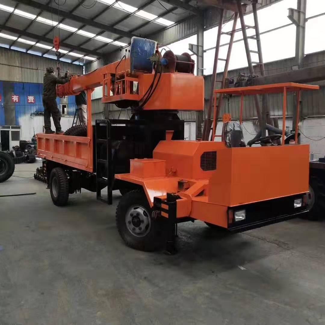 湖南全地形六驱随车吊 服务至上 济宁市恒泰源工程机械供应