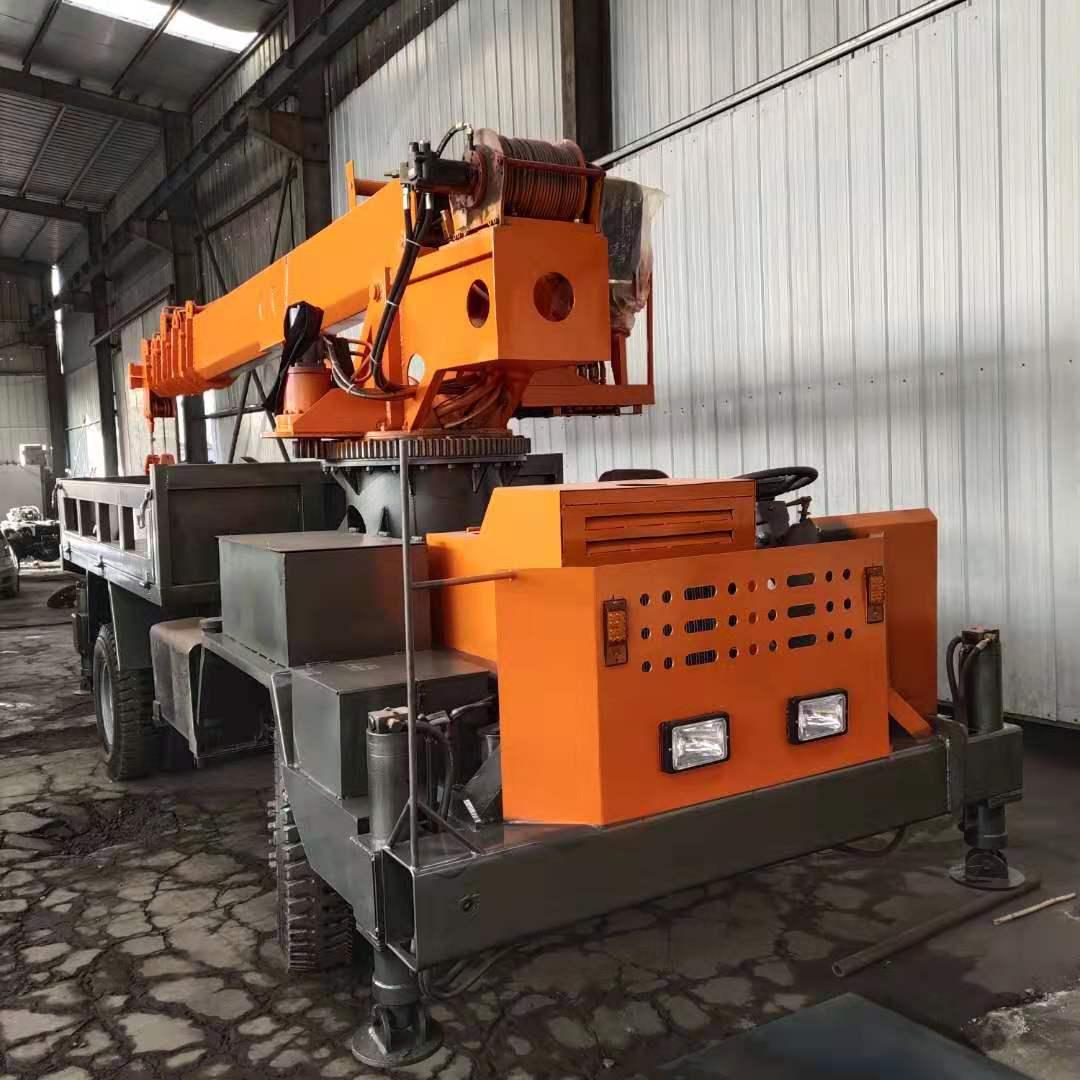 云南拉木头六驱随车吊 欢迎来电 济宁市恒泰源工程机械供应