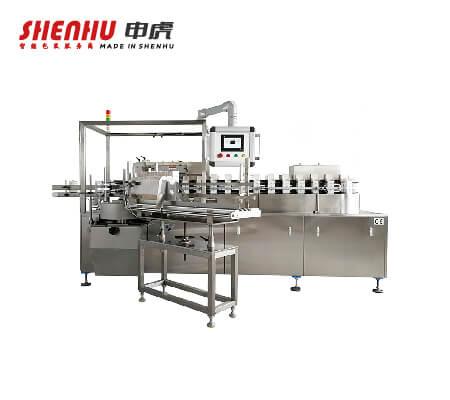 瑞安高速多功能装盒机价格「上海申虎包装机械设备供应」