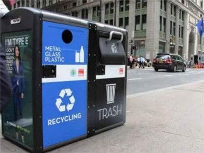 威海新的智能垃圾桶排名 欢迎来电 陕西迪尔西信息科技供应