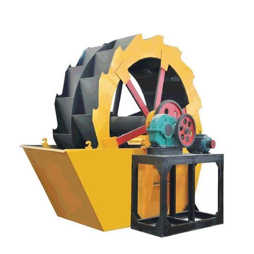 昌吉正品輪式洗砂機價格 三元機械供應