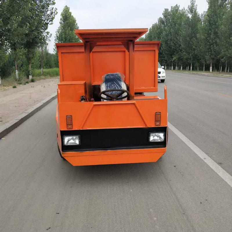 安徽复杂路段专用矿用后驱工程车货真价实 济宁力征工程机械供应
