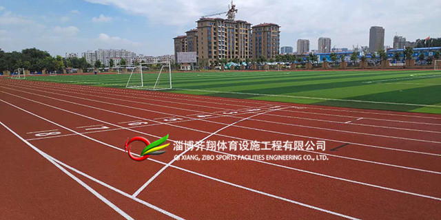 滨州标准塑胶跑道铺设「齐翔体育供应」