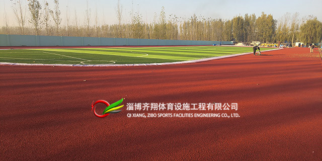 滨州环保塑胶跑道价格 齐翔体育供应