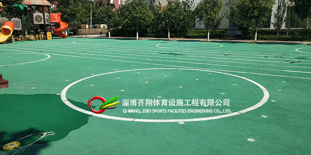 济宁标准塑胶场地建造标准 齐翔体育供应