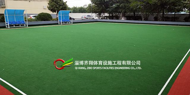 滨州足球场人造草坪保养 齐翔体育供应