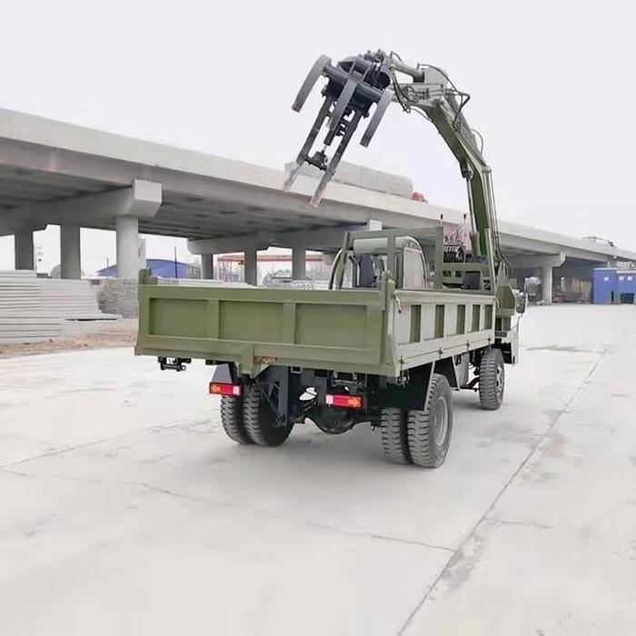 安徽哪有卖抓木机畅销定做 济宁久征工程机械供应