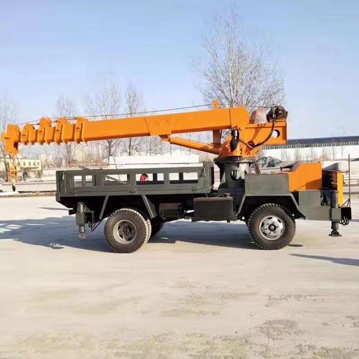江西源头直供厂家自备吊的用途和特点 济宁久征工程机械供应