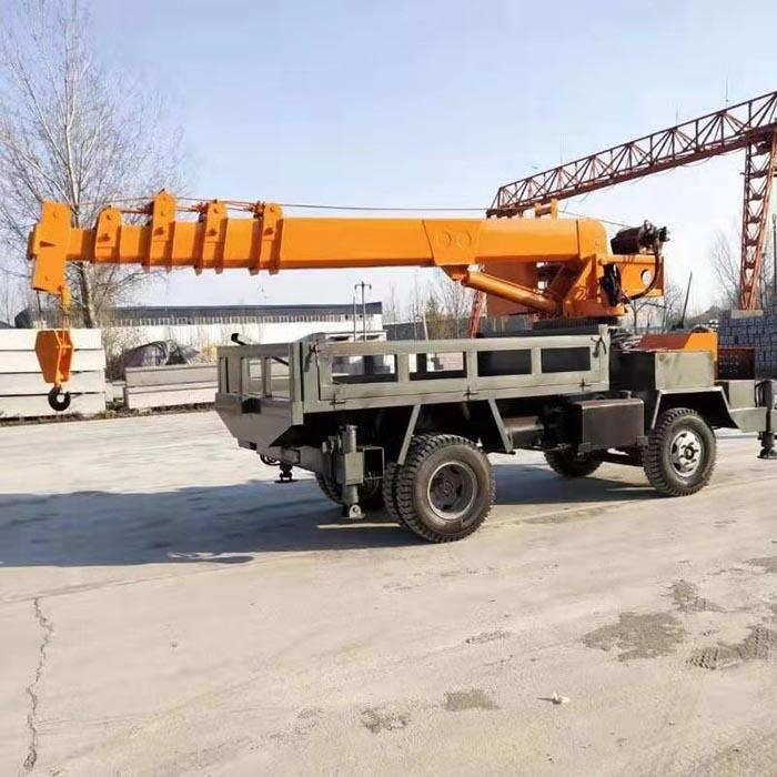 河南自备吊质量放心可靠 济宁久征工程机械供应