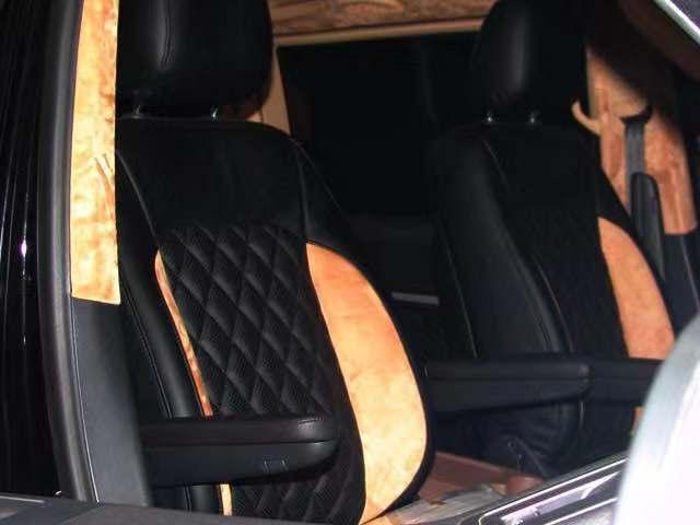 工业园区奔驰威霆款航空座椅工厂 苏州正邦房车内饰供应