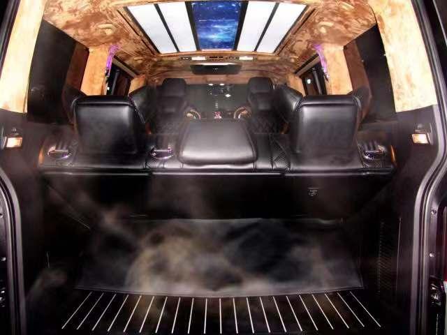 苏州园区奔驰威霆款航空座椅价格 苏州正邦房车内饰供应
