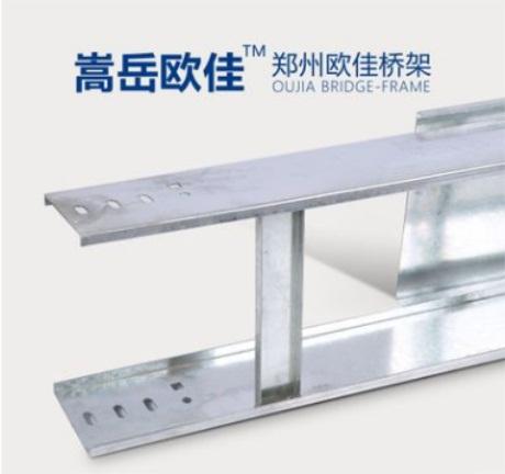 周口梯极式桥架「郑州欧佳桥架厂供应」