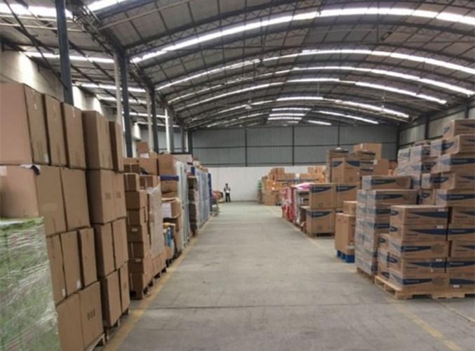 周口大件快递仓储服务 值得信赖 河南优途货物运输供应
