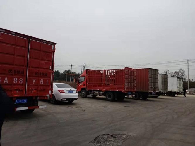 开封城市配送公司电话 欢迎来电 河南优途货物运输供应