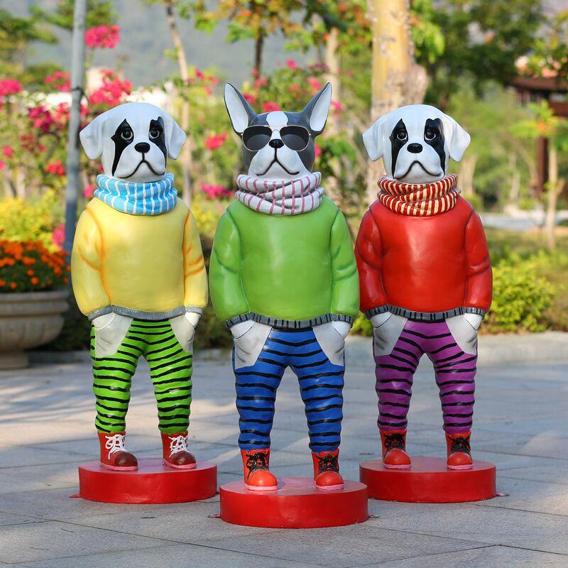 北京定制玻璃钢雕塑可量尺定做 客户至上 曲阳县绿傲园林雕塑供应