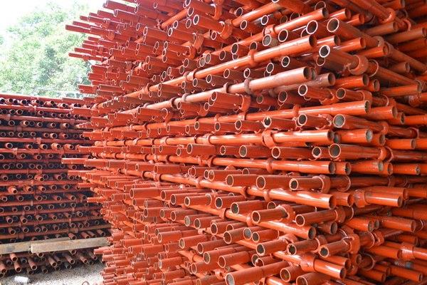 淮安建筑钢管厂,钢管